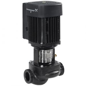 TPE 25-90/2R Series 1000 0.37kW Single Stage Single Head 2 Pole Variable Speed In Line 240v