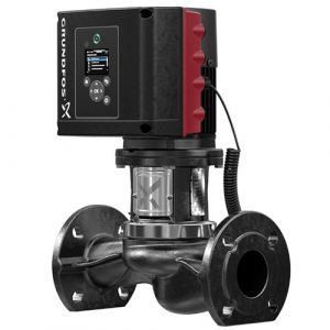 TPE3 40-80-S A F A BQQE 0.25kW Single Stage Single Head Variable Speed In Line With DP+T Sensor 240v