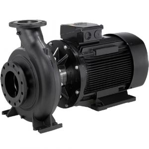 NB 125-200/224 A F A E BQQE Single Stage End Suction 2900RPM 110kW Pump 415V
