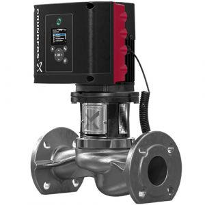 TPE3 40-240 S Single Stage Single Head Stainless Steel Variable Speed In Line With DP+T Sensor 1.5kW 240V