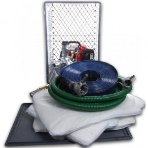 Emergency Flood Kit 2 - SEH25 Engine Pump 150l/min