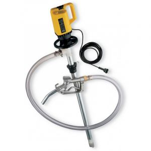 Lutz Drum Pump Set for Mineral Oil Products MD 2xl Air Motor 1000mm Immersion Depth
