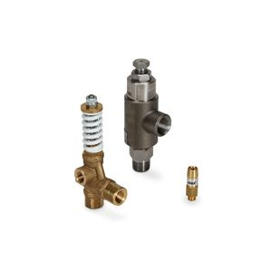 Relief and Pop-off Valves