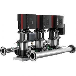Grundfos Hydro Multi-E 3 CRIE15-1 (3 x 400/230v) Booster Set