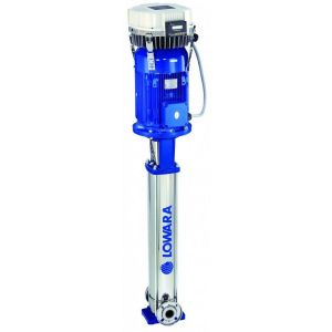 Lowara e-SVH 1SVH08F005T/4 Hydrovar Variable Speed Vertical Multistage Pump 400v