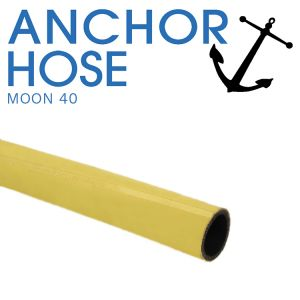 Moon 40 Steel Wire Reinforced Air Hose - Cut Per Metre