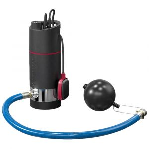 Grundfos SB 3-35AW Submersible Pump 240v with Floating Suction Strainer and Float Switch