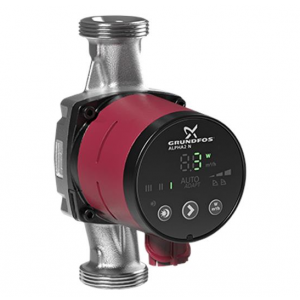 Grundfos ALPHA2 15-50N Hot Water Circulator 240V
