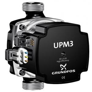 Grundfos UPM3 Auto L 32-70 180mm Underfloor Heating Pump 240V