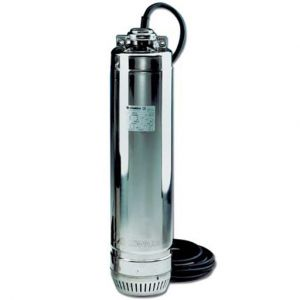 Lowara SC407T L27 (Scuba) Submersible Borehole Pump without Floatswitch 415V (Replaced with 5SC4/07T)