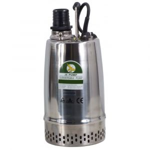 JS RST-15 Top Outlet Submersible Drainage Pump Without Float 415v