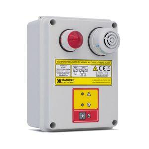 SL-82 Acoustic & Visual Warning Panel - High Level Alarm