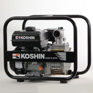 "Koshin STV-80X 3"" Semi Trash Pump Petrol Powered"