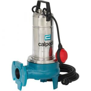 Calpeda GQV 50-9 CG Submersible Vortex Pump With Float 415v