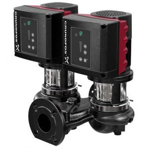 TPE2 D 32-200-N A F A BQQE 0.75kW Single Stage Twin Head Variable Speed In Line 415v