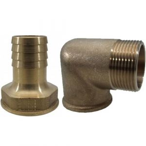 2 Inch Female Brass Fittings Kit suitable for AP35(B)/AP50(B) range