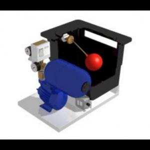 Unimat Alpha Single Pump Pressurisation unit