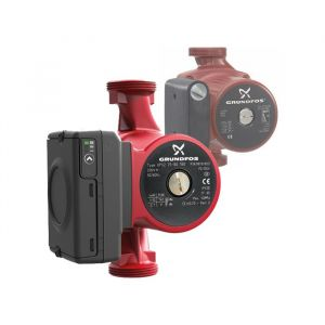 UPS pump replaced with MAGNA1 variable speed A rated pump