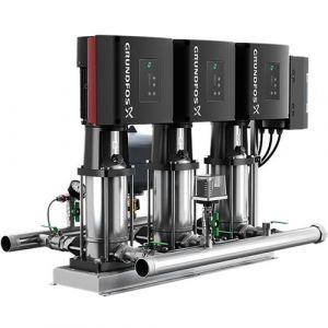 Grundfos Hydro Multi-E 3 CRIE1-4 (3 x 400/230v) Booster Set