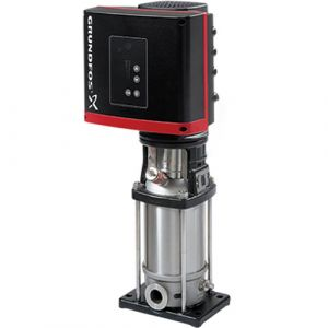 Grundfos CRNE 10-9 A FGJ A E HQQE 5.5kW Stainless Steel Variable Multi-Stage Pump 415v