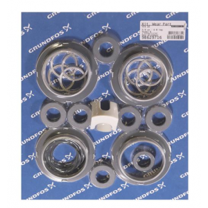 Grundfos Wear Parts Kit for MTR 45 (stages 9 - 12)