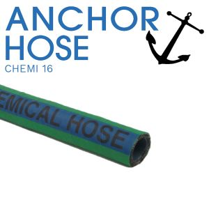 Chemi 16 Chemical Suction and Delivery Hose - 1 1/2 Inch