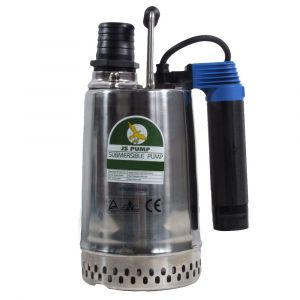 """JS RS-750 2"""" Top Outlet Submersible Pump With Tube Float 240v"""