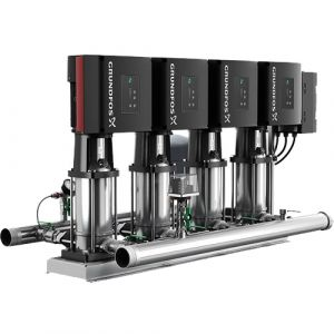 Grundfos Hydro Multi-E 4 CRIE5-5 (3 x 400/230v) Booster Set
