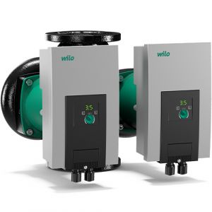 Wilo Yonos MAXO-D 40/0,5-12 250 PN6/PN10 Single Head Circulating Pump 240v