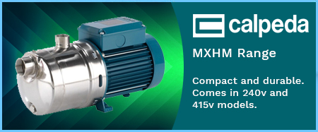 MXH Horizontal Multi-Stage 415V