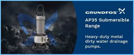 AP35(B) Waste Water and Sewage Pumps