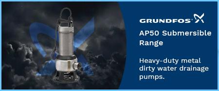 AP50(B) Waste Water and Sewage Pumps