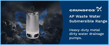 AP Submersible Waste Water Pumps