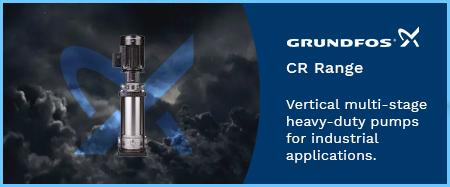 CR 32 (Replaces CRN30 Models) Pumps 415V