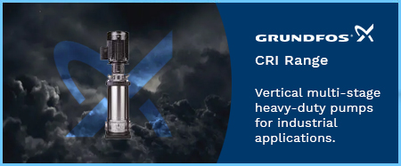 CRI Vertical Multi-Stage Pumps 240V