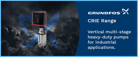CRIE Vertical Multi-Stage Pumps 240V