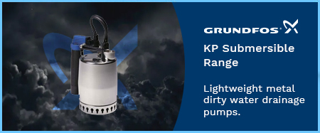 KP Submersible Drainage Pumps