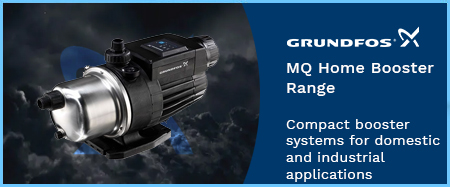 Grundfos MQ Booster Pumps