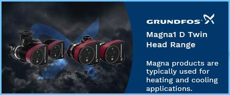 MAGNA1 D Twin Head Circulators