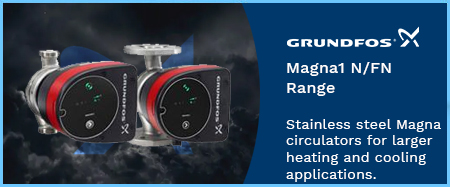 Magna1 N/FN Stainless Steel Circulators