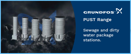 PUST Sewage/Dirty Water Package Stations