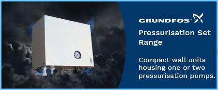 Grundfos Pressurisation Sets
