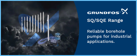 Grundfos SQ/SQE Borehole Pumps 240V