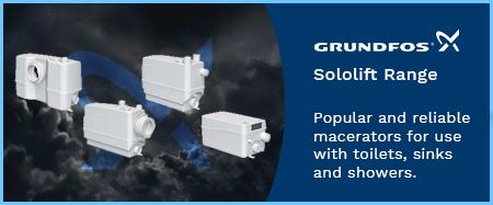 Sololift2 Domestic Macerators