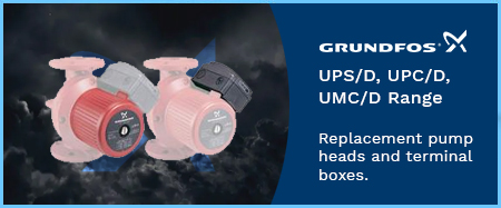 UPC and UPCD Replacement Heads 415V
