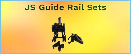 """JS Guide Rail Sets for 410-1000 Range (2-4"""")"""