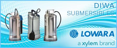 Lowara DIWA Submersibles