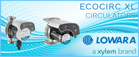 Lowara Ecocirc XLplus N Circulators 240V