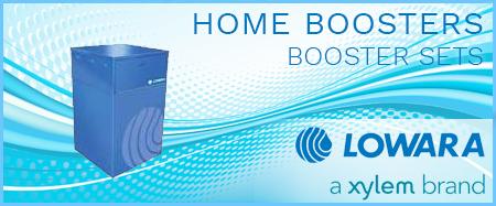 Lowara Home Boosters