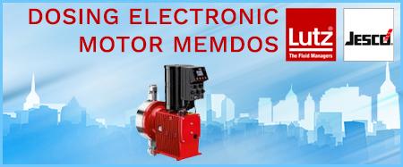 Lutz-Jesco Dosing Electronic Motor Memdos